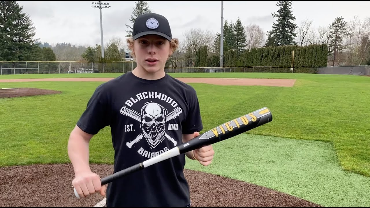 HITTING WITH THE VICTUS VANDAL The lightest BBCOR yet BBCOR Baseball Bat Reviews - HITTING WITH THE VICTUS VANDAL - The lightest BBCOR yet? - BBCOR Baseball Bat Reviews