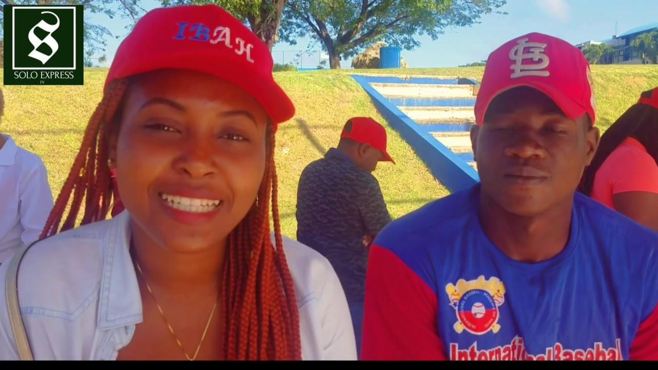 Haiti gen gro ekip Baseball li gras IBAH International Baseball Academy of Haiti - Haiti gen gro ekip Baseball li gras à IBAH (International Baseball Academy of Haiti)