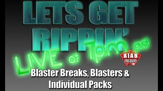 Lets Get Rippin Friday Dec 20th Live Baseball Card Breaks and Rips - Let's Get Rippin' - Friday Dec 20th - Live Baseball Card Breaks and Rips