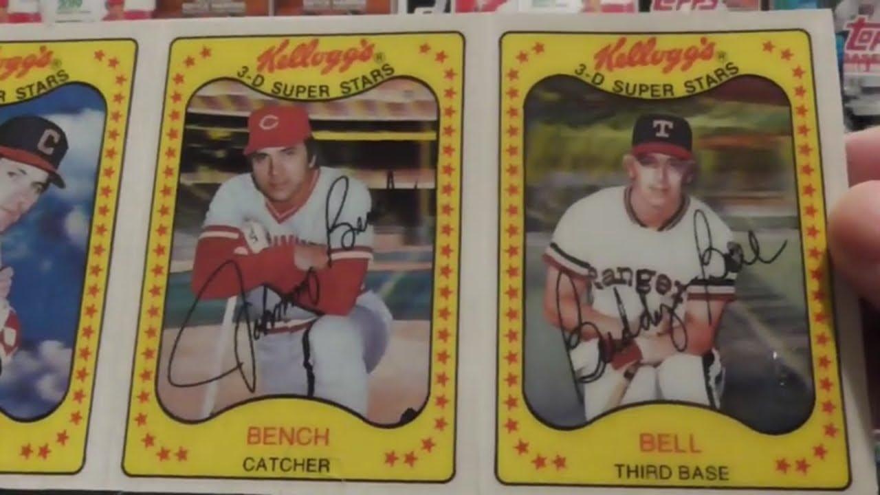 Opening A Sealed Box Of 1981 Kellogs Baseball Cards Kellogs Raisin Bran Basketball Cards - Opening A Sealed Box Of 1981 Kellogs Baseball Cards & Kellogs Raisin Bran Basketball Cards