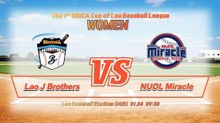 Lao Baseball League LAOJ NUOL 04.01 1 - [Lao Baseball League] LAOJ : NUOL (04.01)