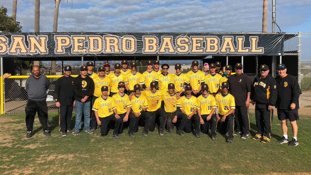 San Pedro High Baseball 2019 Posts Season Of Amazing Feats - San Pedro High Baseball 2019 Posts Season Of Amazing Feats