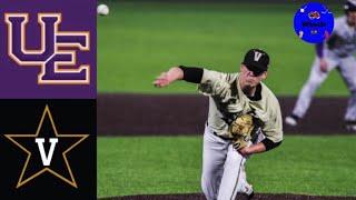 Evansville vs 2 Vanderbilt 2020 College Baseball Highlights - Evansville vs #2 Vanderbilt | 2020 College Baseball Highlights