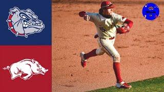 Gonzaga vs 5 Arkansas 2020 College Baseball Highlights - Gonzaga vs #5 Arkansas   2020 College Baseball Highlights