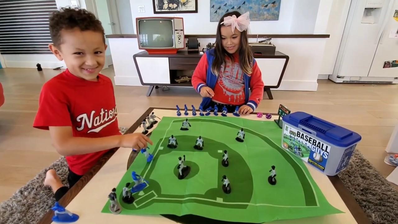 Kaskey Kids Baseball Guys Toy Review - Kaskey Kids Baseball Guys Toy Review