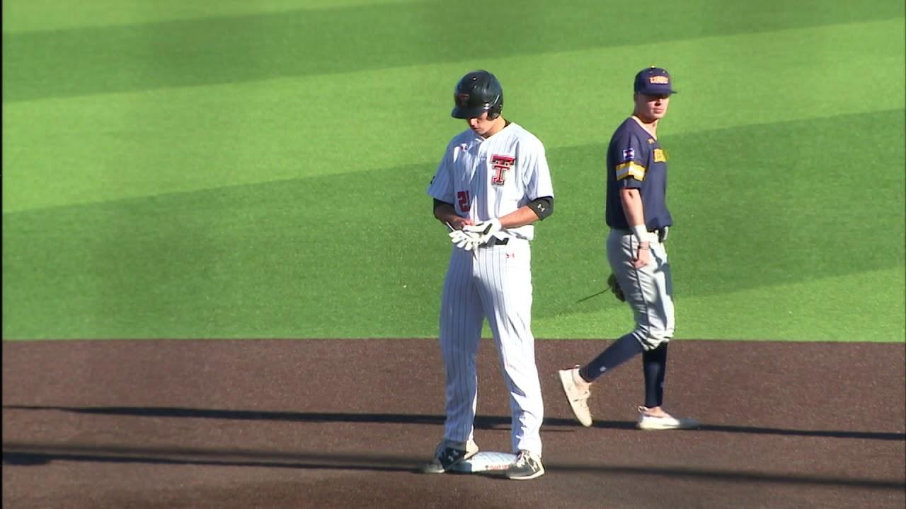 Texas Tech Baseball vs. UNC Highlights 14 3 2.16.20 - Texas Tech Baseball vs. UNC: Highlights (14-3) | 2.16.20