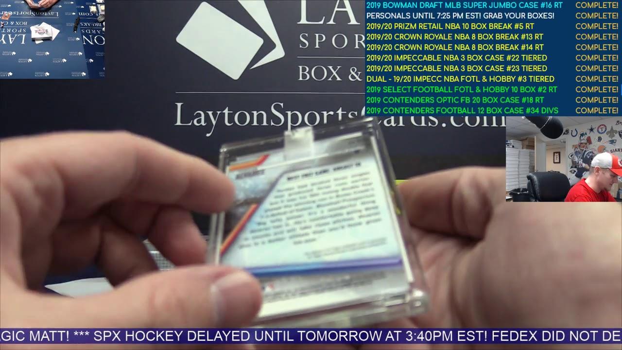 2 Box 2019 Leaf Best of Baseball Break for Michael M - 2 Box 2019 Leaf Best of Baseball Break for Michael M