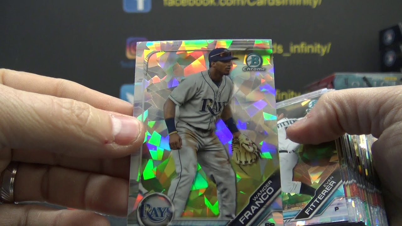 Shauns 2019 Bowman Draft Sapphire MLB Baseball 3 Box Break - Shaun's 2019 Bowman Draft Sapphire MLB Baseball 3 Box Break