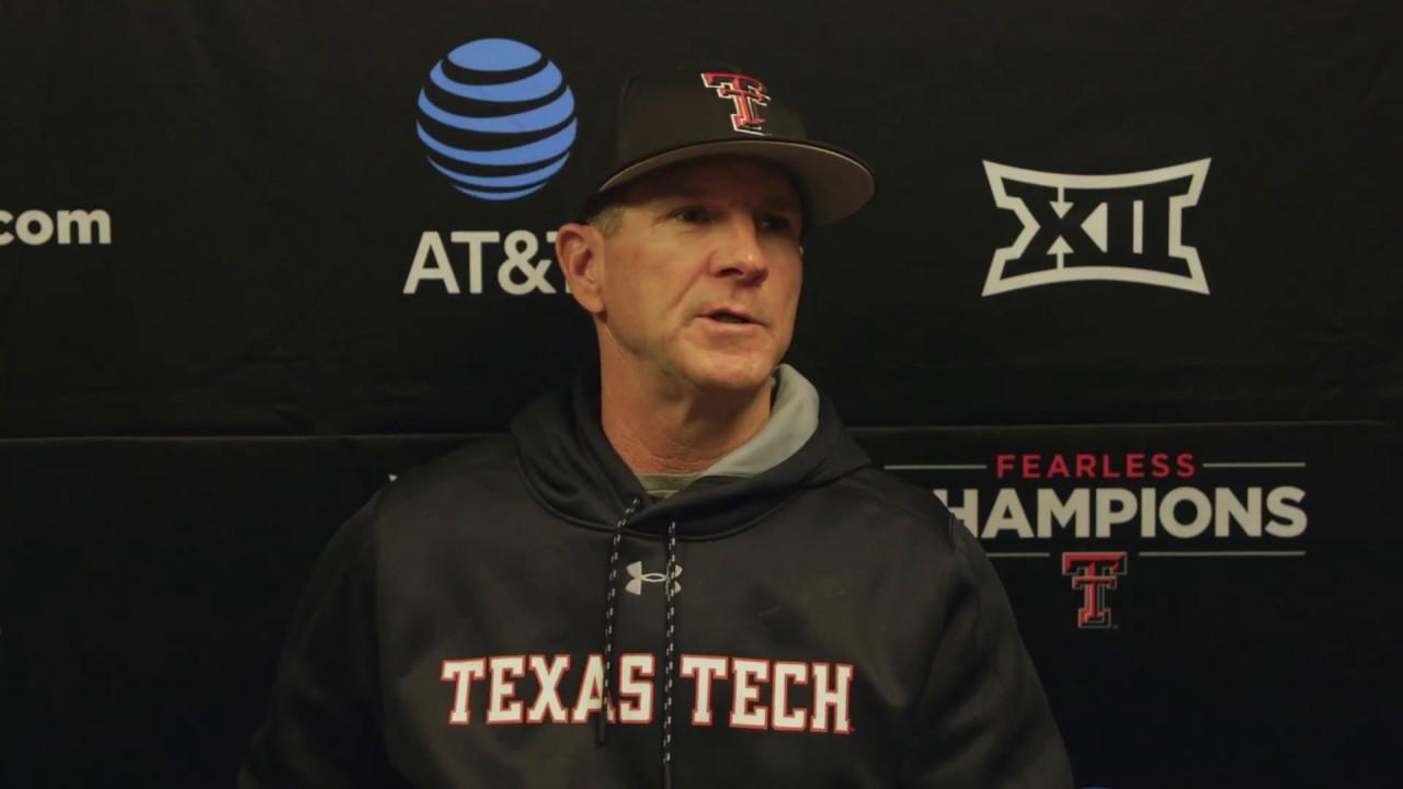 Texas Tech Baseball vs. Rice Postgame Presser W 7 1 3.6.2020 - Texas Tech Baseball vs. Rice: Postgame Presser (W, 7-1)   3.6.2020