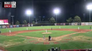 UNLV Baseball vs. St. Johns - UNLV Baseball vs. St. John's