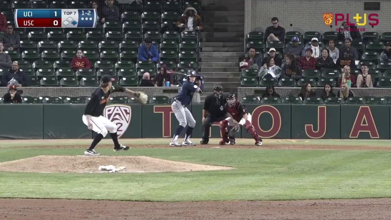 USC Baseball Highlights UCI 5 USC 1 - USC Baseball Highlights - UCI 5, USC 1