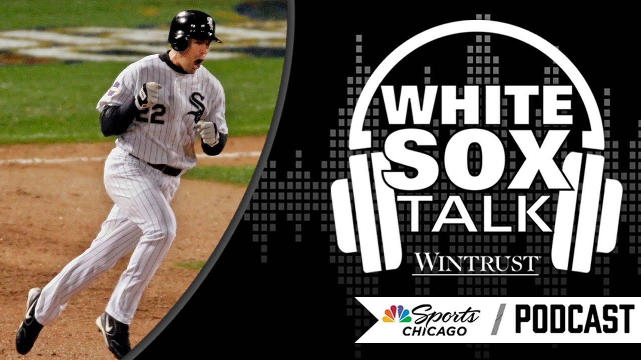 Scott Podsednik on almost quitting baseball before the 05 World series White Sox Talk Podcast - Scott Podsednik on almost quitting baseball before the 05' World series   White Sox Talk Podcast