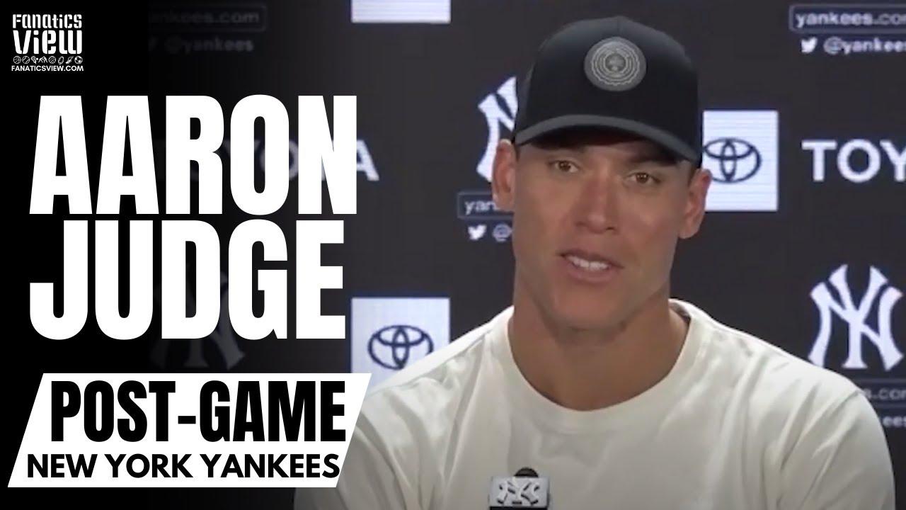 "Aaron Judge Responds to New York Yankees Skid Its Baseball. Things Are Going To Turn Around - Aaron Judge Responds to New York Yankees Skid: ""It's Baseball. Things Are Going To Turn Around"""