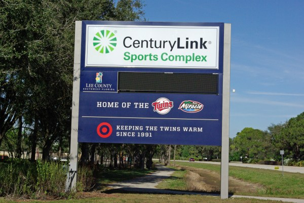 Centurylink Sports Complex Upgrades Continue Baseball