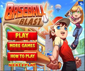Baseball Blast game