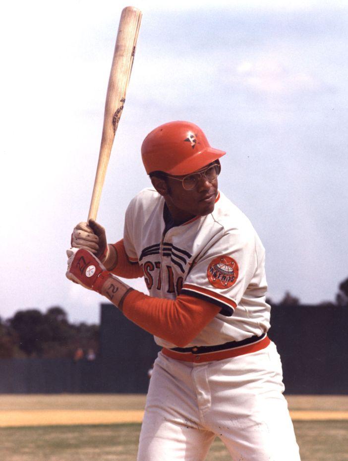 CardCorner: 1980 Topps Bob Watson   Baseball Hall of Fame