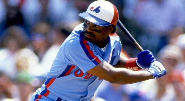 Image result for tim raines expos images