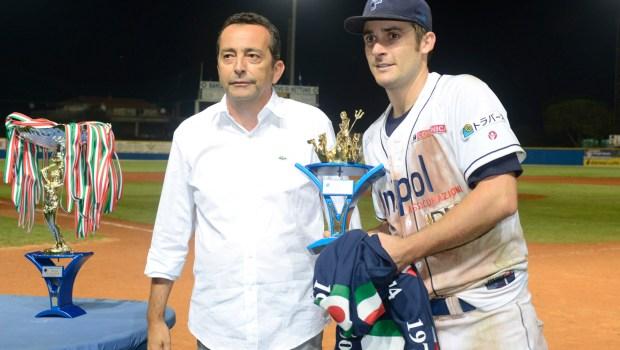 Fortitudo - De Donno MVP