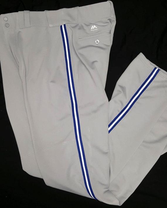 Blue Jays Grey Pant