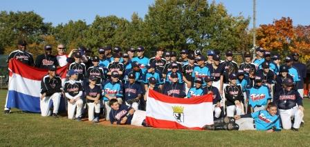 Tsunami Baseball Weekend 2012
