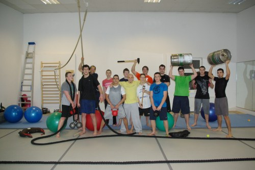 Urban Gladiators und Sluggers