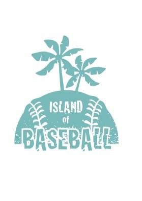 Island of Baseball Logo