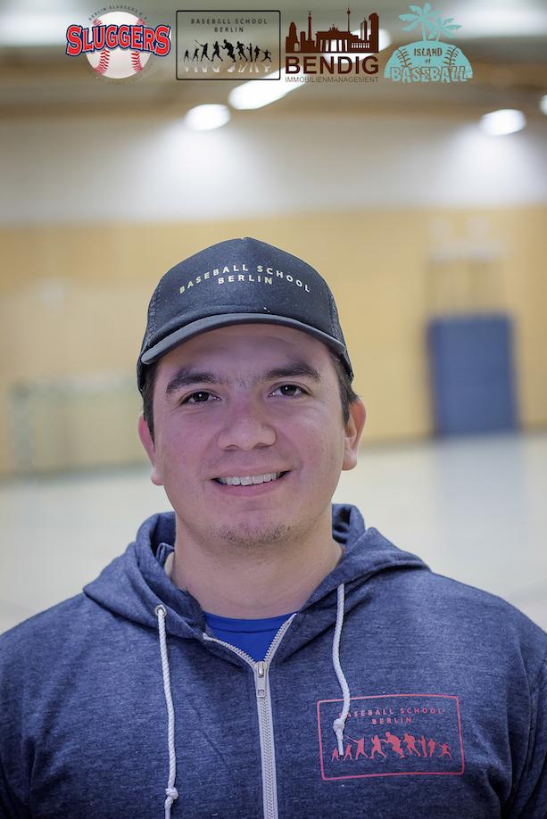 Coach Orlando Del Muro