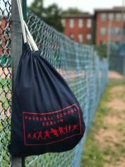 Blue & Red Bag