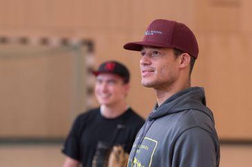 Benjamin Kleiner Trainer/Leiter der Baseball School Berlin