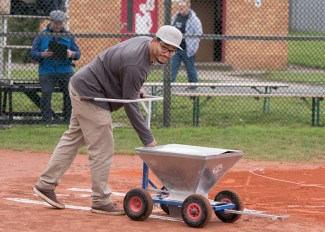 Groundskeeper - somebody gots to do it