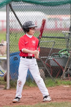 Ben Weber - Hitting - Staying loose and focused at the same time