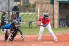 Jasper Chemseddine - Hitting - taking a low pitch