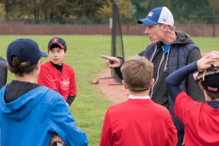 Coach Matuschewski (Baseball School Berlin)