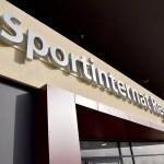 Eingangshalle Sportinternat