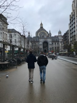 Downtown Antwerp