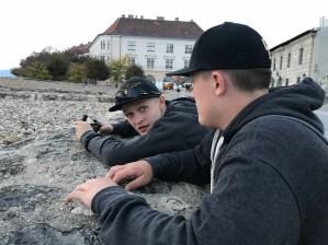Leon und Kevin
