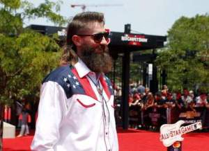Charlie Blackmon: Your Red Carpet BFF at the ASG