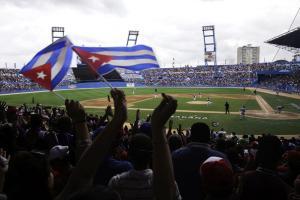 Baseball, Cuba, and Donald Trump