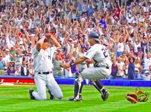 Celebrating David Cone's Perfect Game