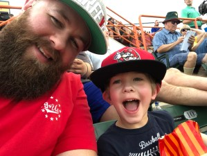 A Night at a Ballgame: Boise Hawks
