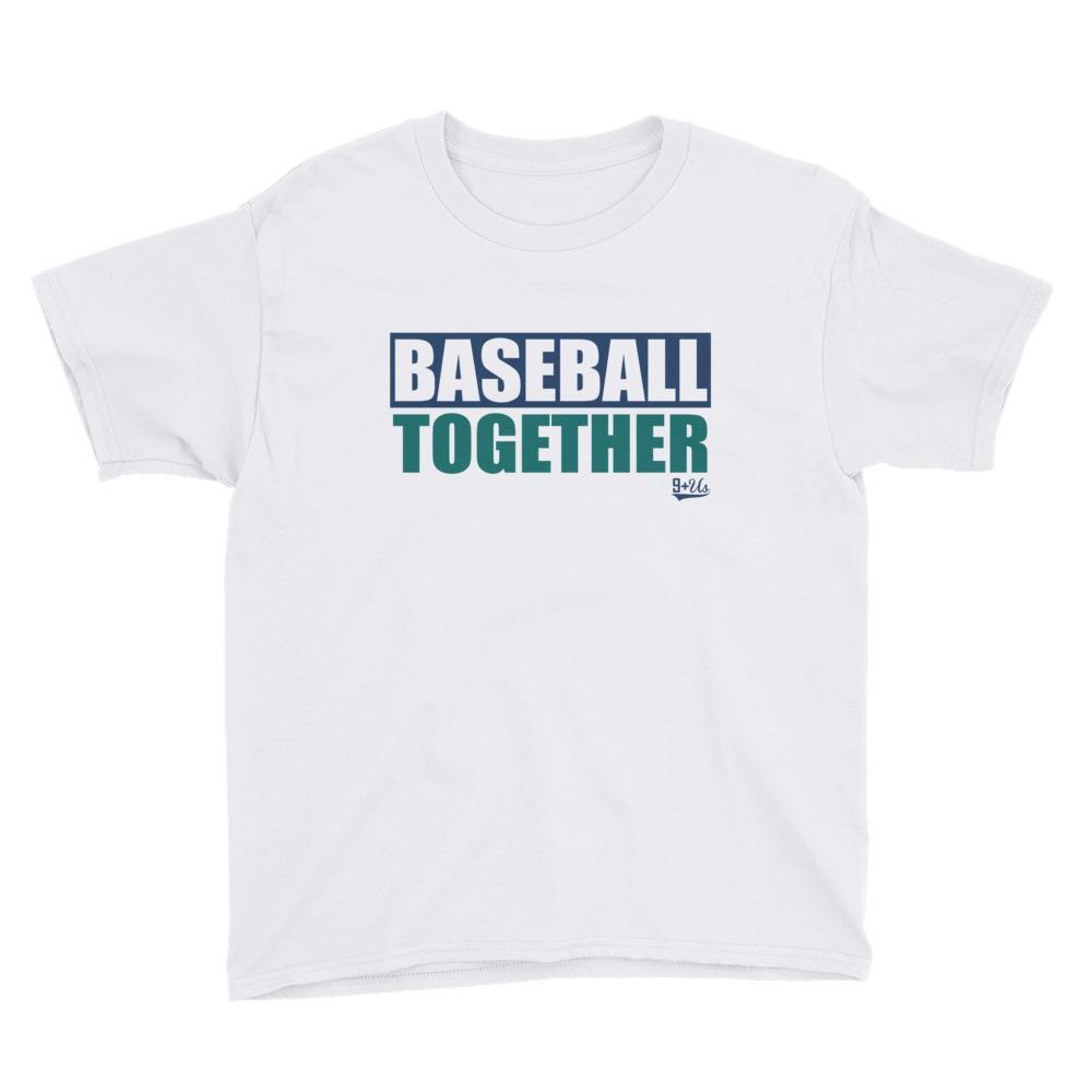 seattle Youth baseball T-shirts