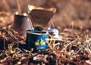 camping coffee mug