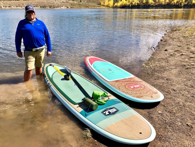 Summer Gear: Are You Ready? ~ Isle Glider Wood SUP's