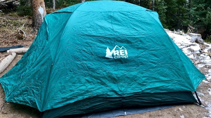 REI Co-op Half Dome 3 Plus Tent with Rainfly