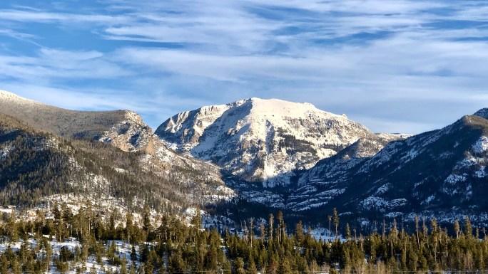 Mt Craig, aka Mt Baldy, RMNP