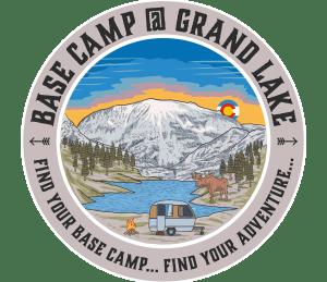 Base Camp @ Grand Lake sticker