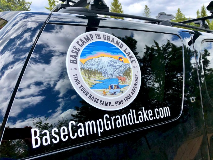 Base Camp @ Grand Lake on the Tahoe