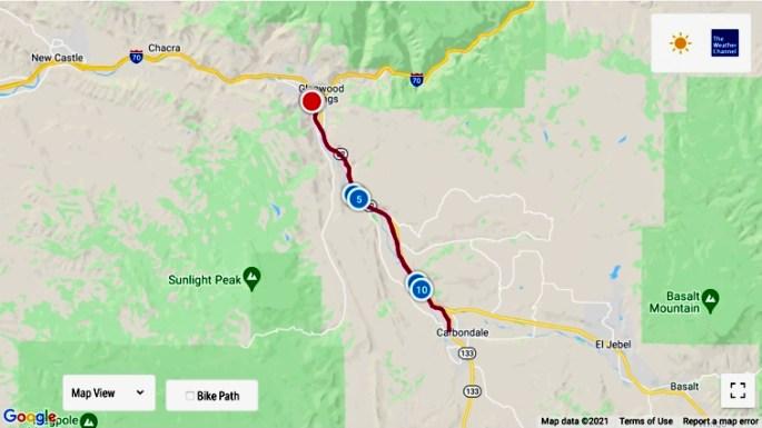 Rio Grande Trail Glenwood Springs