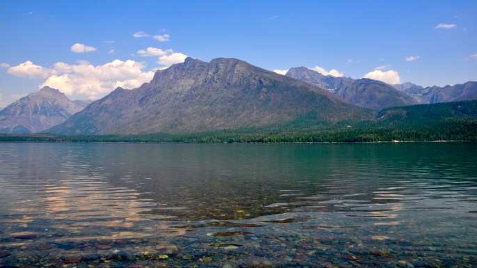 Lake McDonald ~ Glacier National Park