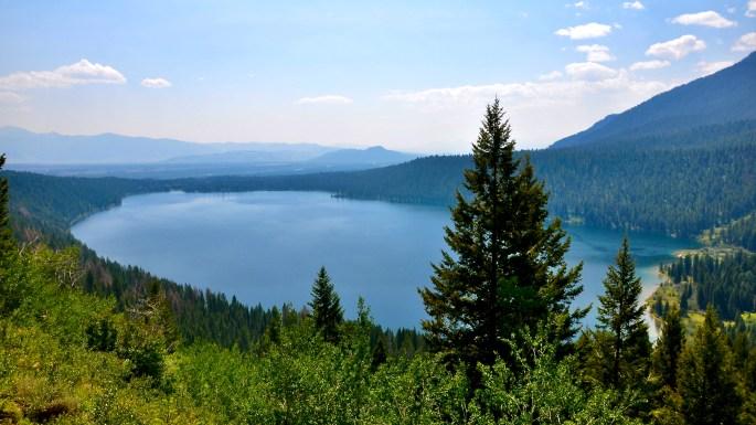 Phelps Lake ~ Grand Teton National Park